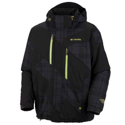 photo: Columbia Fused Form Parka snowsport jacket