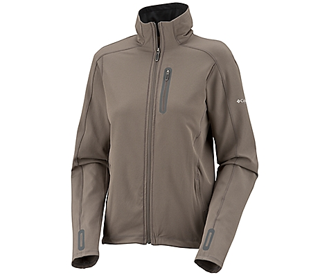 Columbia Turn-'N-Go Softshell Jacket