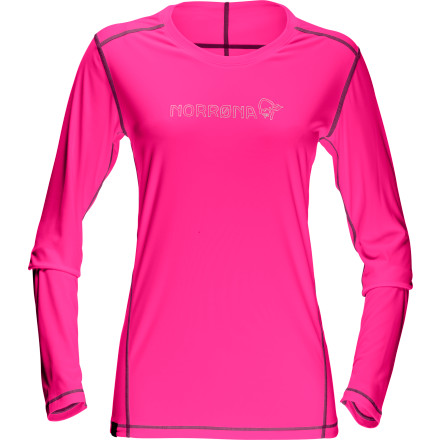 photo: Norrona Women's /29 Tech Long-Sleeve long sleeve performance top