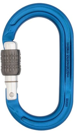 photo: DMM Ultra Screwgate locking carabiner