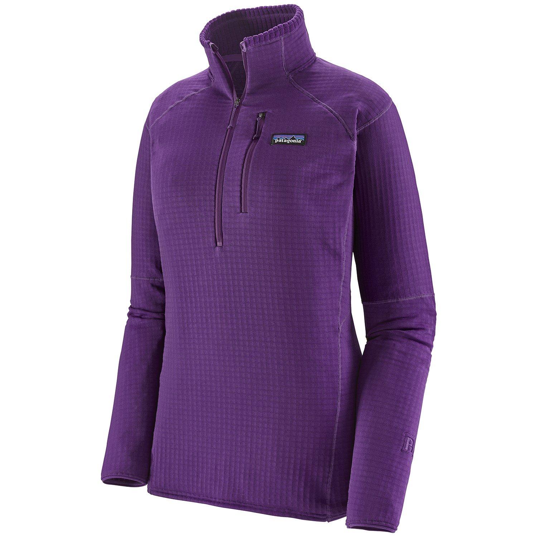 photo: Patagonia Women's R1 Pullover fleece top