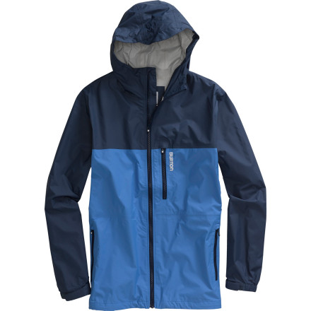 photo: Burton Atmore 2.5L Jacket waterproof jacket