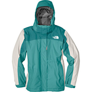 photo: The North Face Girls' Inlux Insulated Jacket synthetic insulated jacket