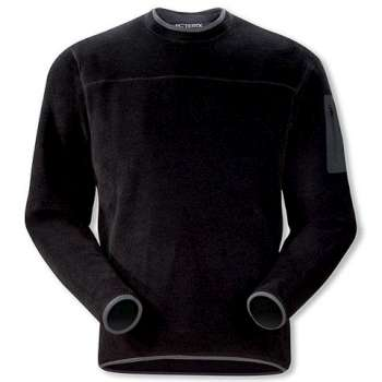 photo: Arc'teryx Covert Crew fleece top
