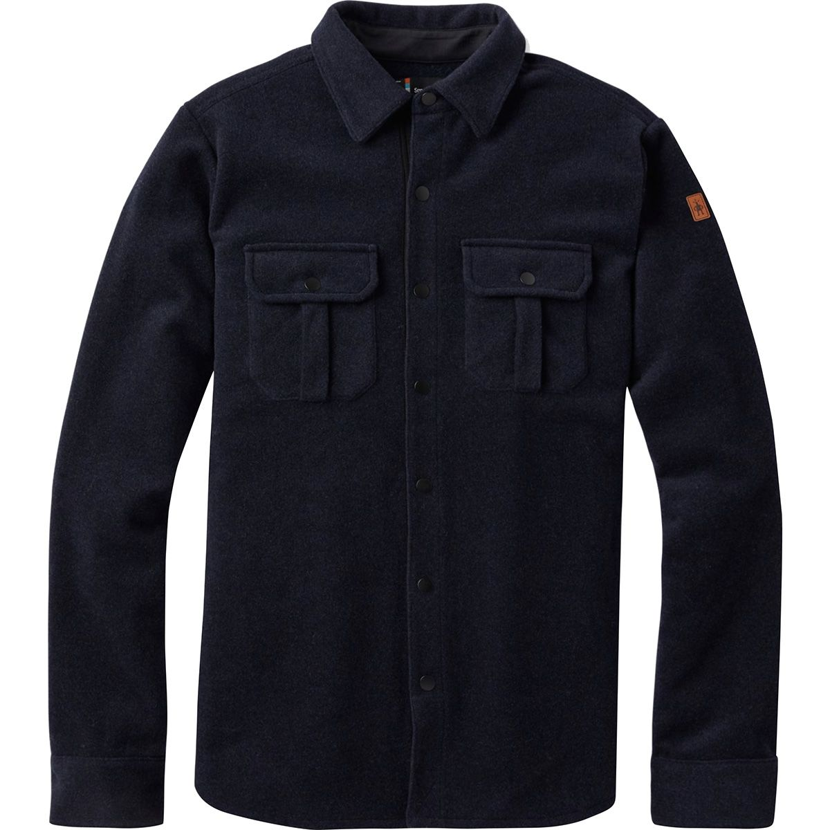 photo: Smartwool Men's Anchor Line Shirt Jacket wool jacket