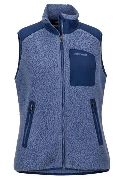photo: Marmot Wiley Vest fleece vest