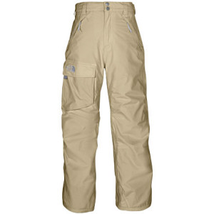 photo: The North Face Kids' Freedom Insulated Pant snowsport pant