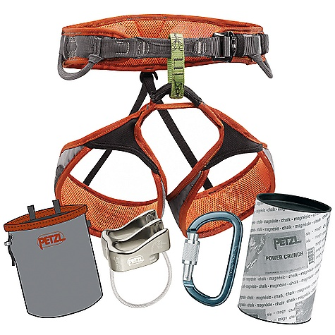 photo: Petzl Sama Climbing Kit climbing product