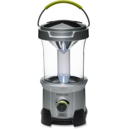photo: Coleman Signature High Tech CPX Lantern battery-powered lantern