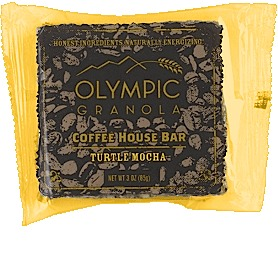 Olympia Granola Turtle Mocha Coffee House Bar