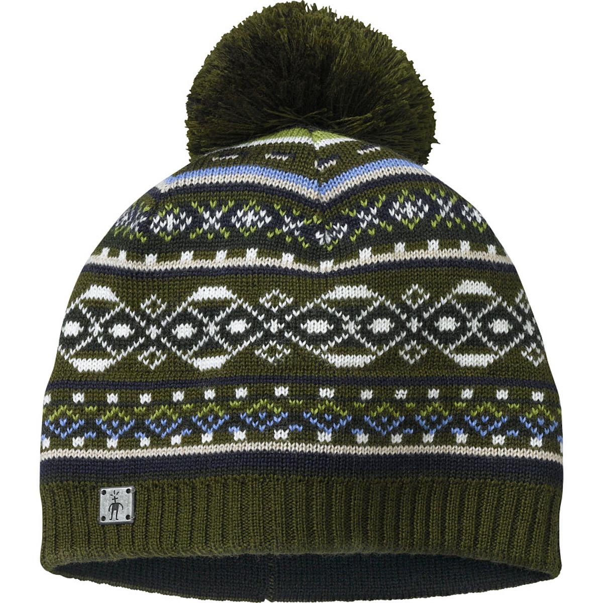 Smartwool Fairview Fairisle Pom Hat