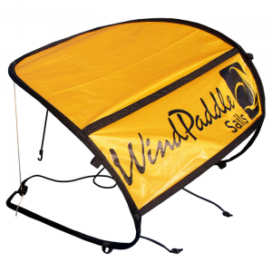 photo: WindPaddle Bimini Sun Shade outfitting gear