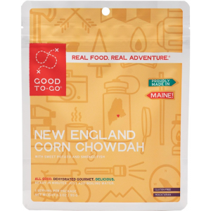 Good To-Go New England Corn Chowder