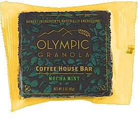 photo: Olympia Granola Mocha Mint Coffee House Bar bar