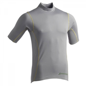 Immersion Research Short Sleeve Silk Skin Top