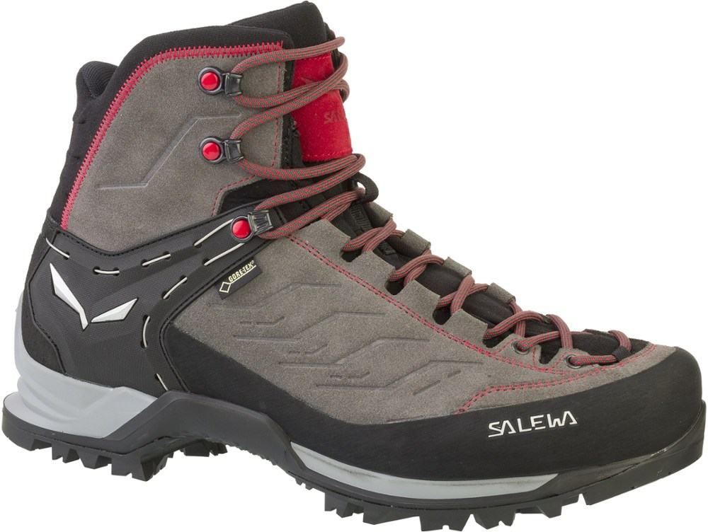 photo: Salewa Mountain Trainer Mid GTX backpacking boot