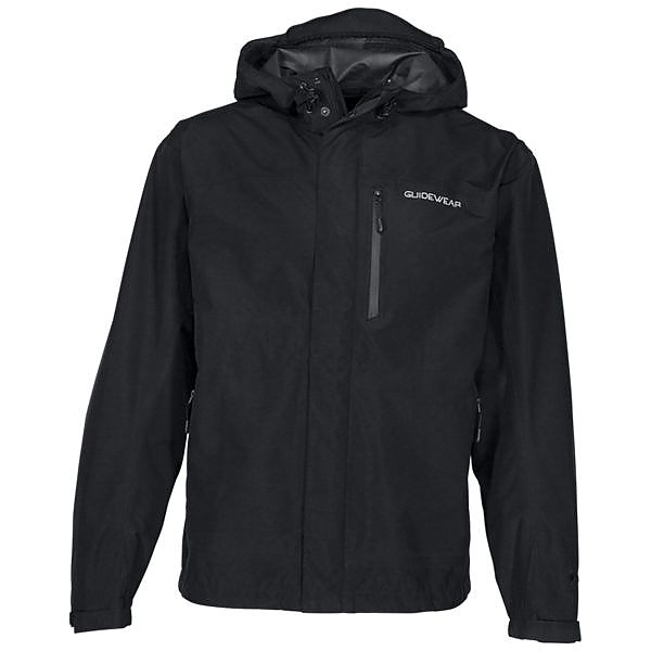 photo: Cabela's Rainy River Parka with Gore-tex PacLite waterproof jacket