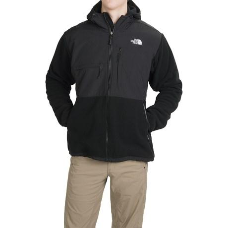photo: The North Face Denali Hoodie fleece jacket