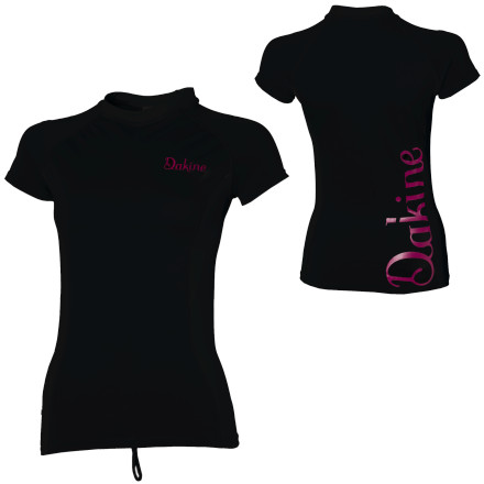 photo: DaKine Marilyn Cap Sleeve short sleeve rashguard