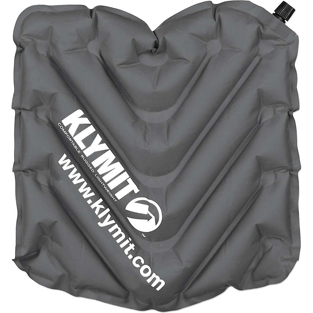 photo: Klymit V Seat air-filled sleeping pad