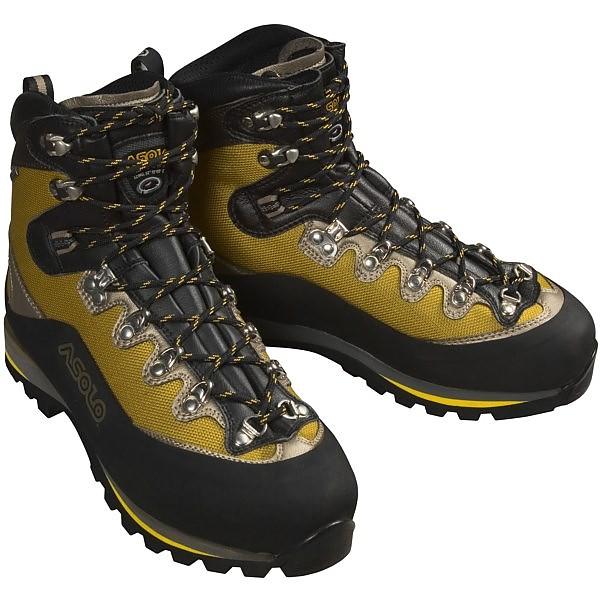 photo: Asolo Titan GV mountaineering boot