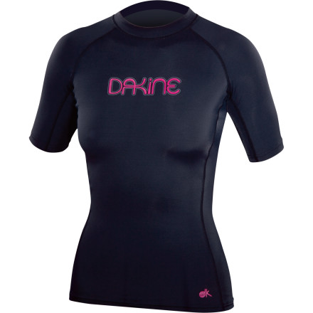 photo: DaKine Drift short sleeve rashguard