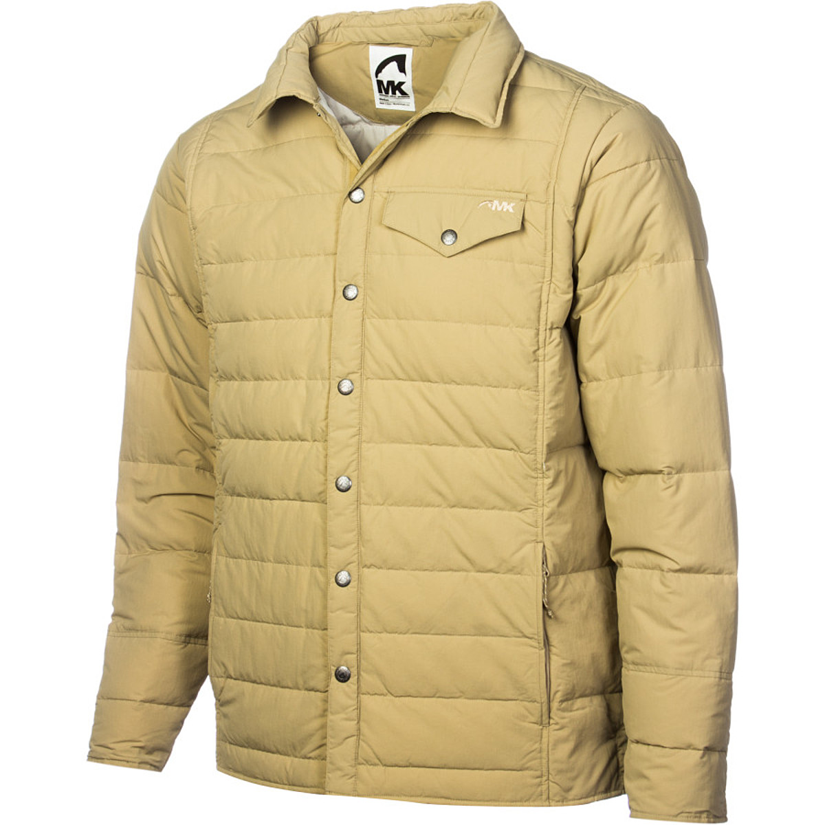 Mountain Khakis Downtown Snap Down Jacket