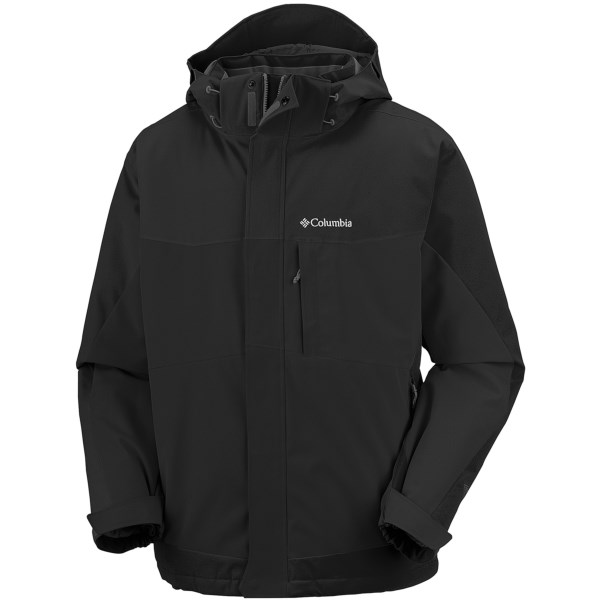 photo: Columbia Planetoid Jacket snowsport jacket