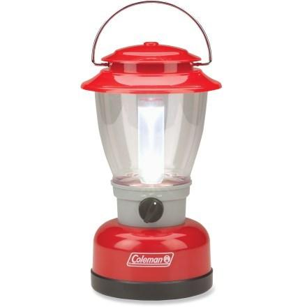 photo: Coleman 6D CPX Classic Family Lantern battery-powered lantern