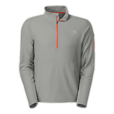 photo: The North Face TKA 80 1/4 Zip fleece top