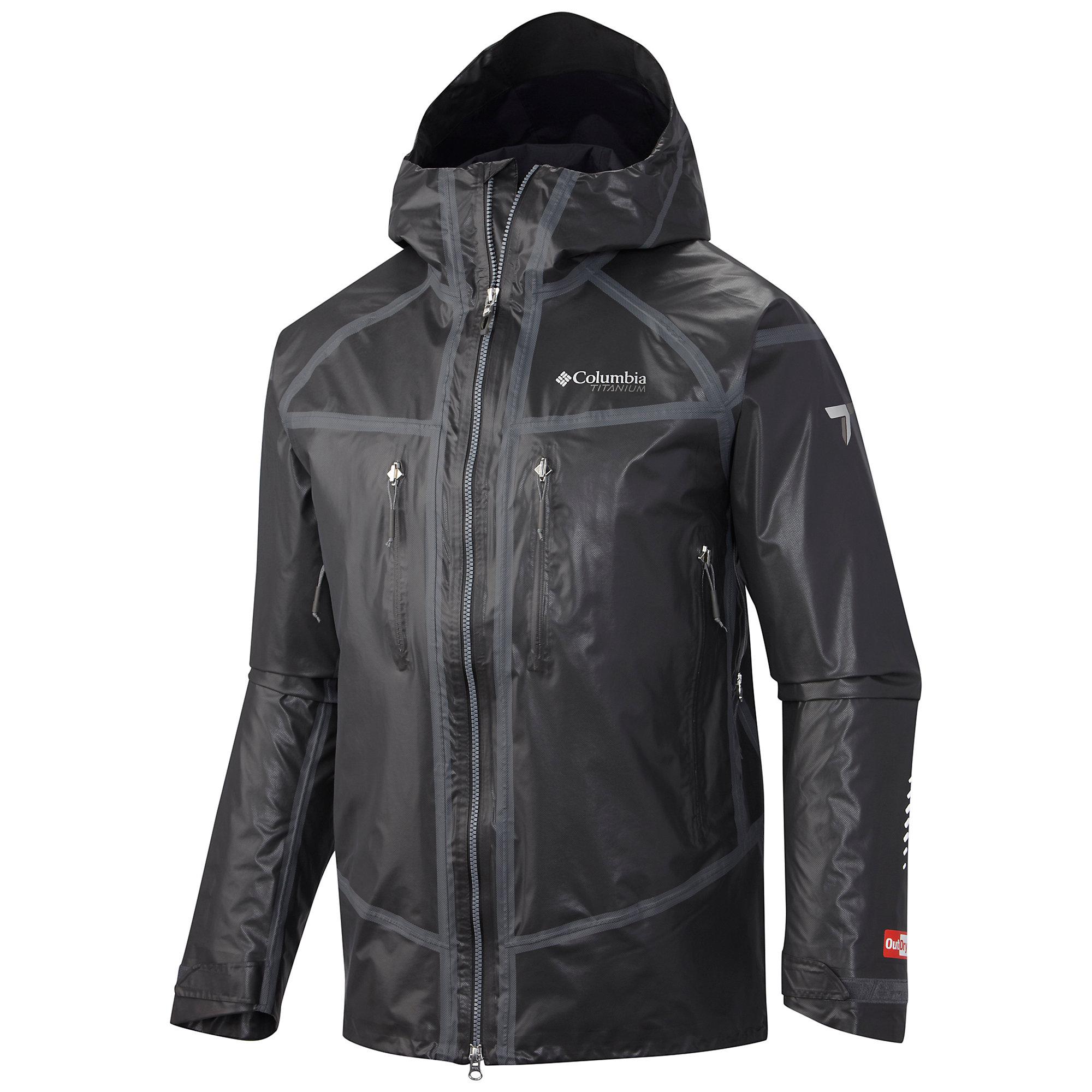 Columbia OutDry Ex Platinum Tech Shell Jacket