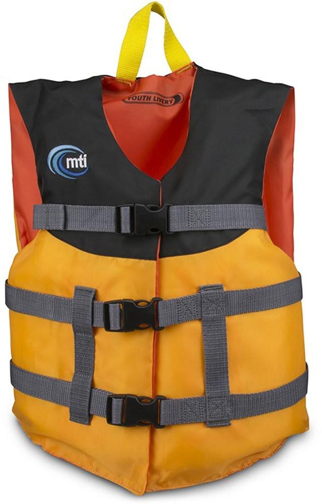 photo: MTI Livery life jacket/pfd