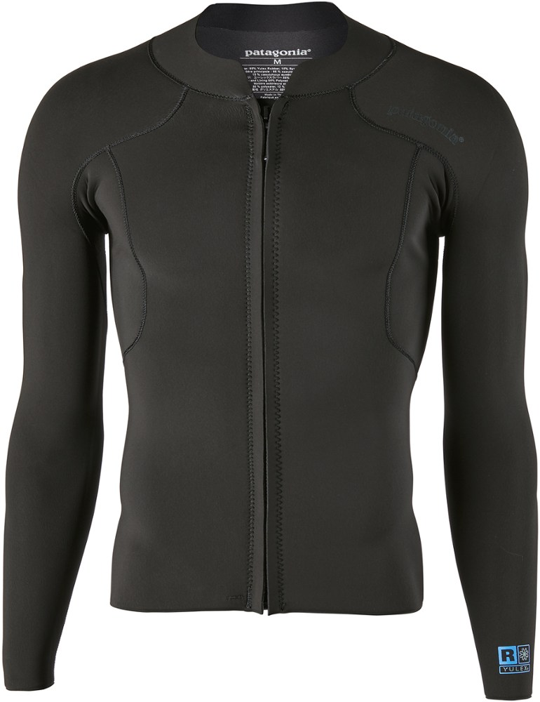 Patagonia R1 Lite Yulex Front-Zip Long-Sleeved Top