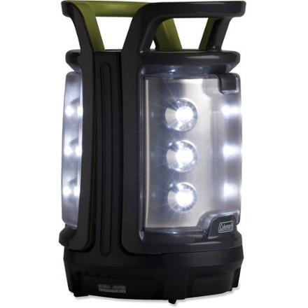 photo: Coleman 6D CPX Duo Lantern battery-powered lantern