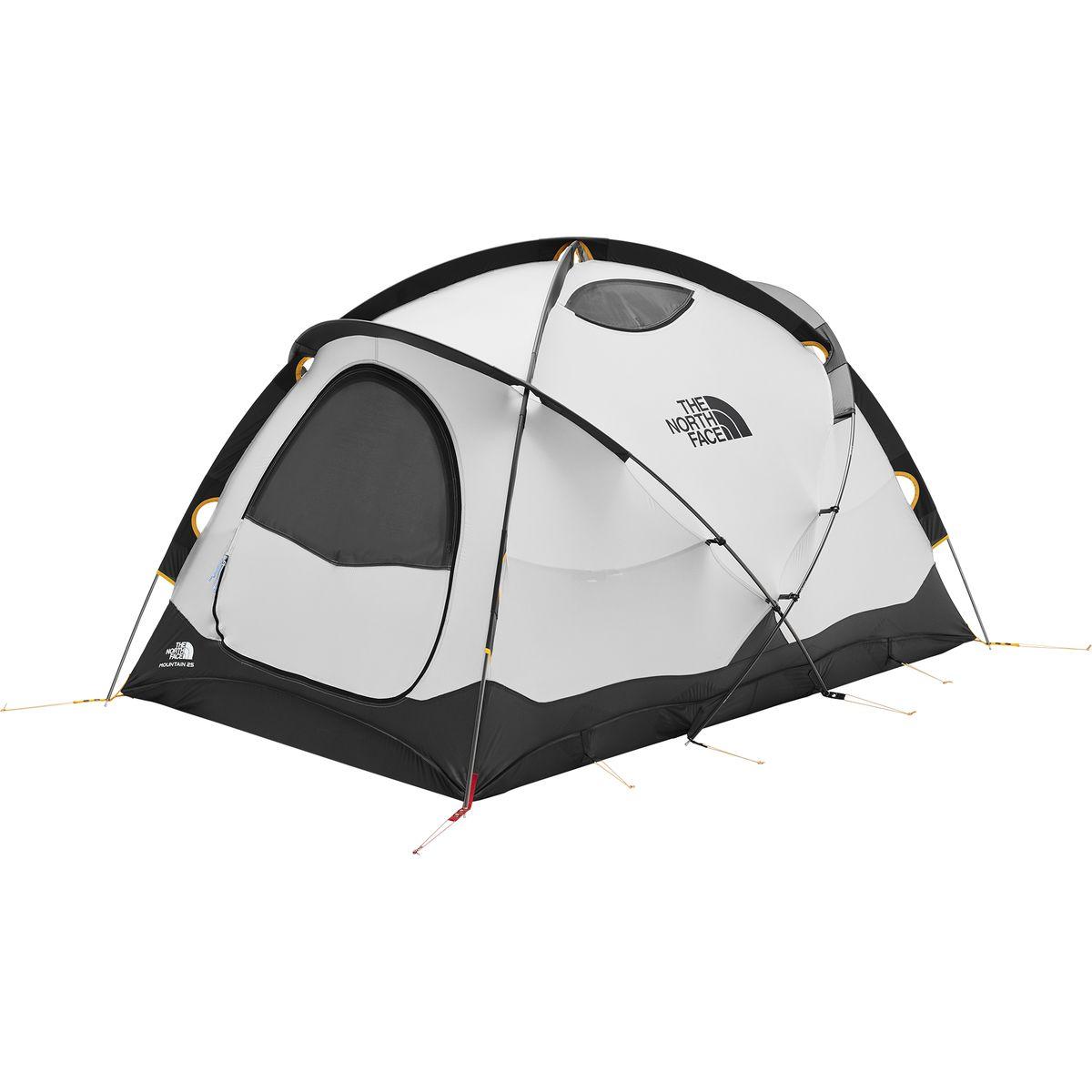 photo: The North Face Mountain 25 four-season tent