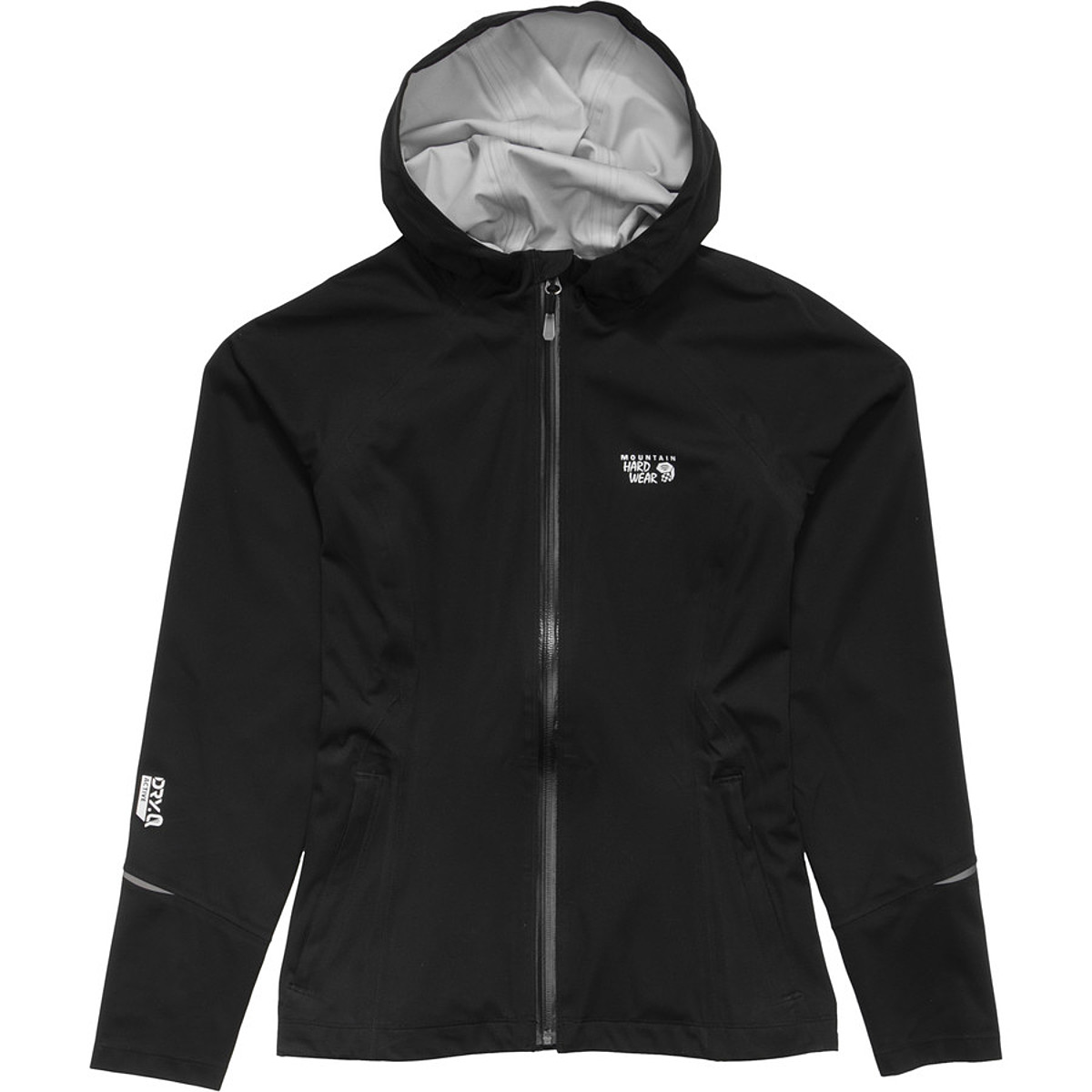 photo: Mountain Hardwear Women's Effusion Hooded Jacket soft shell jacket