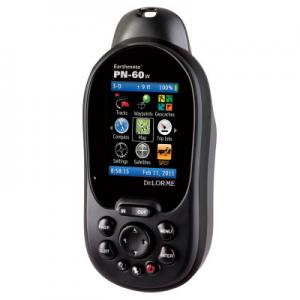 photo: DeLorme Earthmate PN-60w handheld gps receiver