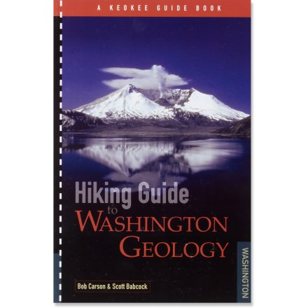 Keokee Books Hiking Guide to Washington Geology