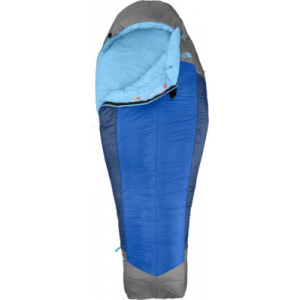 photo: The North Face Men's Cat's Meow 3-season synthetic sleeping bag