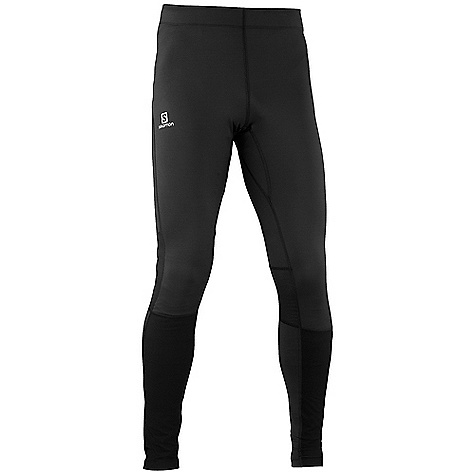 photo: Salomon Men's Trail Tight performance pant/tight