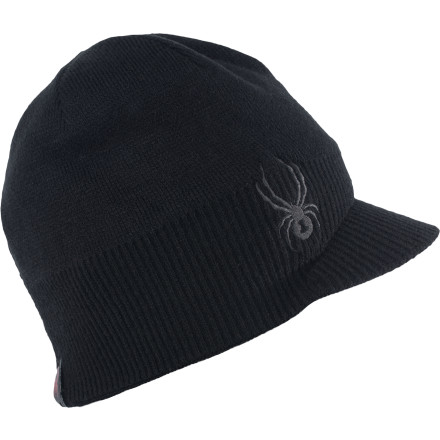photo: Spyder Boys' Brim Hat winter hat