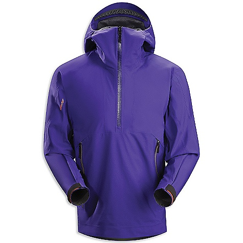 photo: Arc'teryx Sabre Pullover soft shell jacket