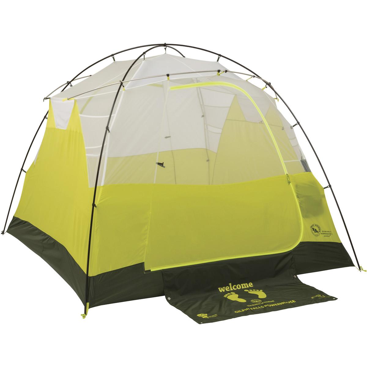 Big Agnes Gilpin Falls 4 mtnGLO  sc 1 st  Trailspace & Three-Season Tent Reviews - Trailspace.com