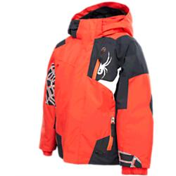 photo: Spyder Boys' Mini Challenger Jacket snowsport jacket