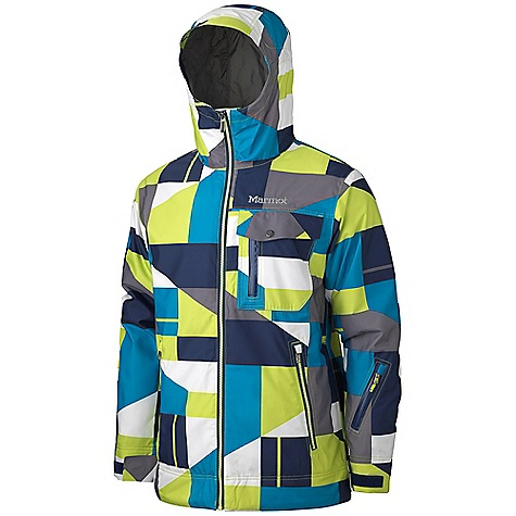 photo: Marmot Geomix Jacket snowsport jacket