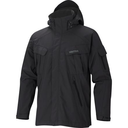 photo: Marmot Frontside Jacket snowsport jacket