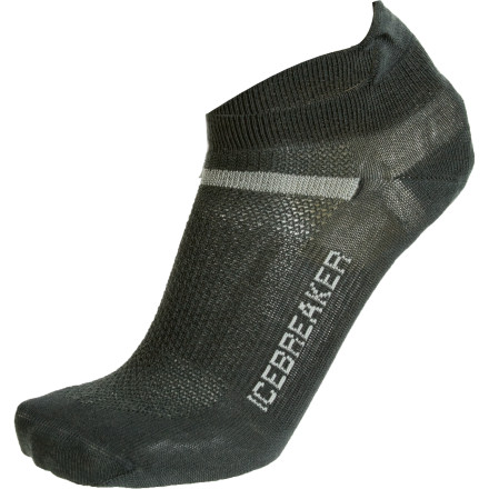 photo: Icebreaker Multisport Superlite Micro running sock