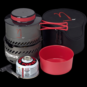 photo: Primus Eta Spider compressed fuel canister stove