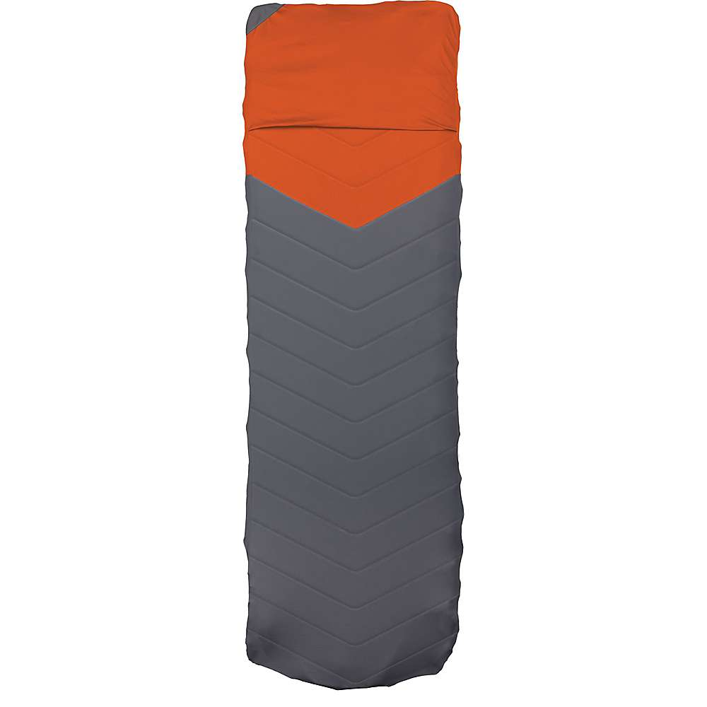 photo: Klymit Quilted V Sheet sleeping pad accessory