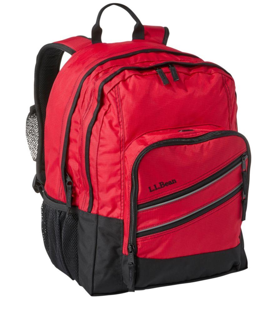 photo: L.L.Bean Super Deluxe Kids Backpack daypack (under 35l)